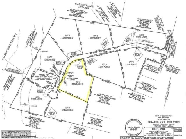 Graceview- Lot 3 Lane, Stafford, VA 22556 (#ST10132199) :: Pearson Smith Realty