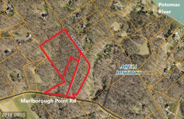 Marlborough Point Road, Stafford, VA 22554 (#ST10137476) :: Pearson Smith Realty