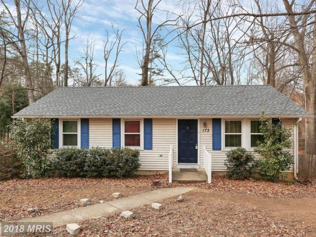 173 Morton Road, Fredericksburg, VA 22405 (#ST10138128) :: United Real Estate Premier