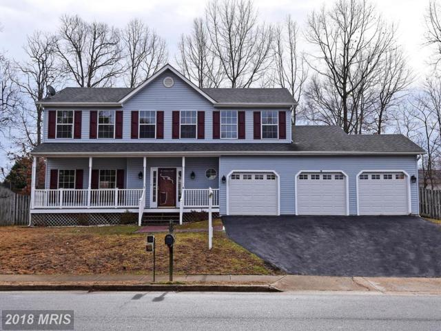 16 Atina Drive, Stafford, VA 22554 (#ST10158224) :: Green Tree Realty