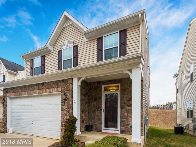46 Egret Court, Stafford, VA 22554 (#ST10183928) :: Dart Homes