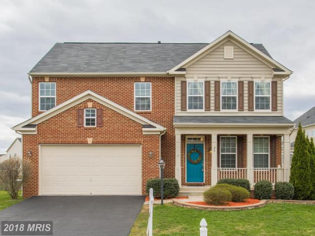 28 Royal Crescent Way, Fredericksburg, VA 22406 (#ST10213446) :: Keller Williams Pat Hiban Real Estate Group