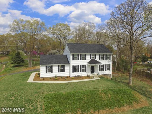 201 Camden Drive, Fredericksburg, VA 22405 (#ST10217543) :: Green Tree Realty