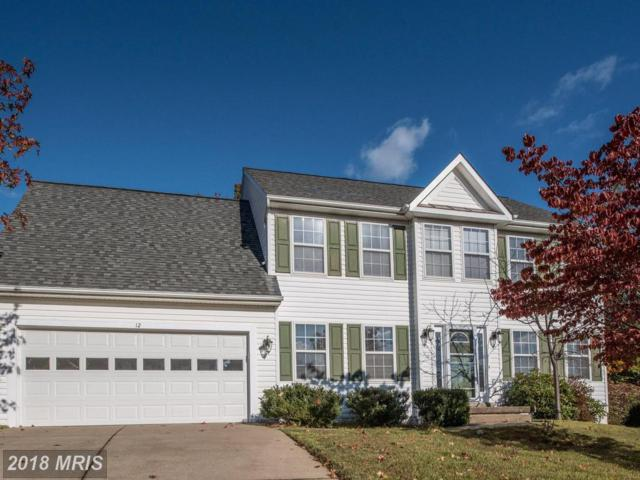 12 Scotland Circle, Stafford, VA 22554 (#ST10222894) :: Advance Realty Bel Air, Inc