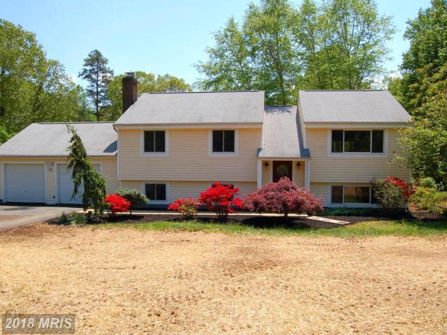 331 Longwood Drive, Stafford, VA 22556 (#ST10249906) :: Green Tree Realty