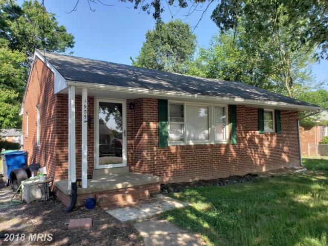 1905 Pollock Street, Fredericksburg, VA 22405 (#ST10250803) :: RE/MAX Cornerstone Realty