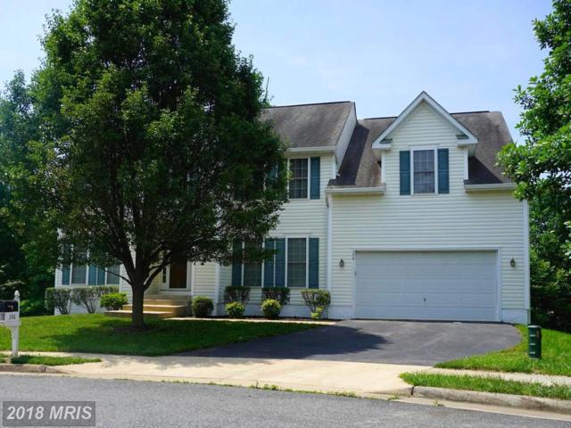 106 Orange Blossom Court, Fredericksburg, VA 22405 (#ST10266439) :: Circadian Realty Group