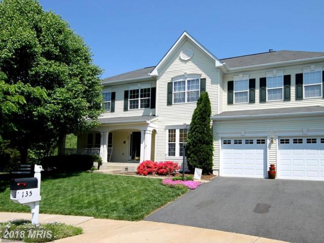 135 Hunton Drive, Fredericksburg, VA 22405 (#ST10268474) :: Circadian Realty Group