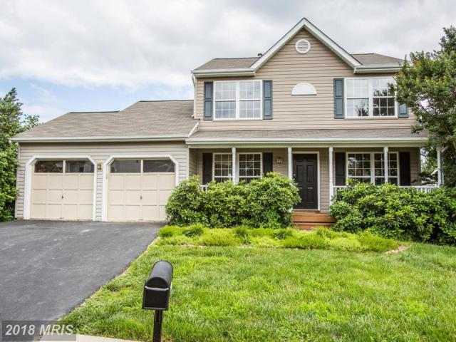4 Doug Court, Stafford, VA 22554 (#ST10268582) :: RE/MAX Cornerstone Realty