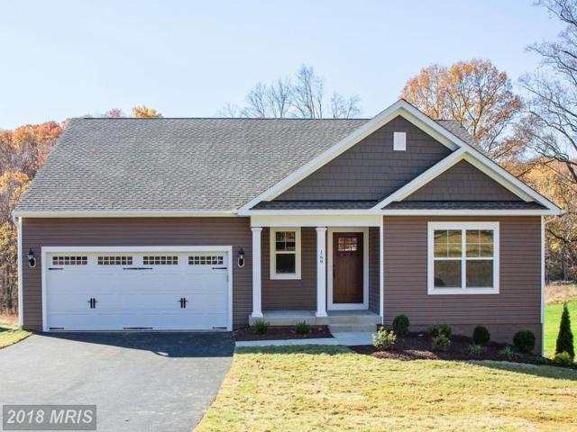 Bethel Church Road, Fredericksburg, VA 22405 (#ST10278351) :: Green Tree Realty