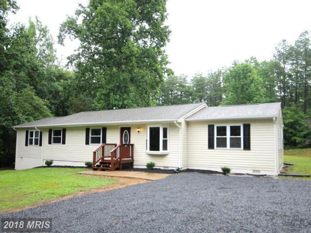 142 Powhatan Trail, Fredericksburg, VA 22406 (#ST10278563) :: Green Tree Realty
