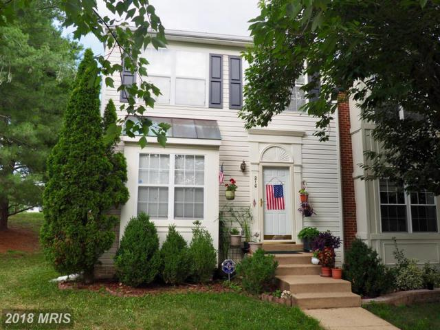 210 Mistro Court, Stafford, VA 22554 (#ST10300792) :: ReMax Plus