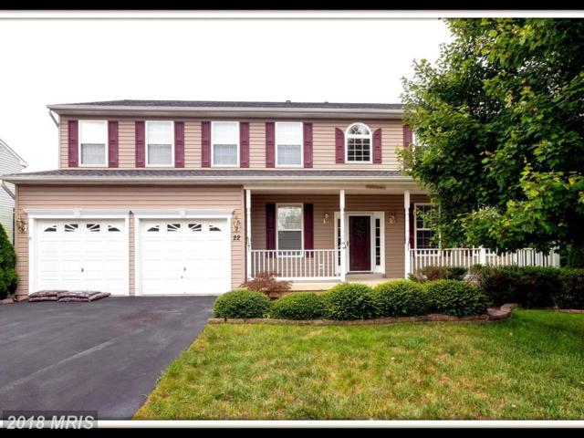 22 Club Drive, Stafford, VA 22554 (#ST10320598) :: Wilson Realty Group