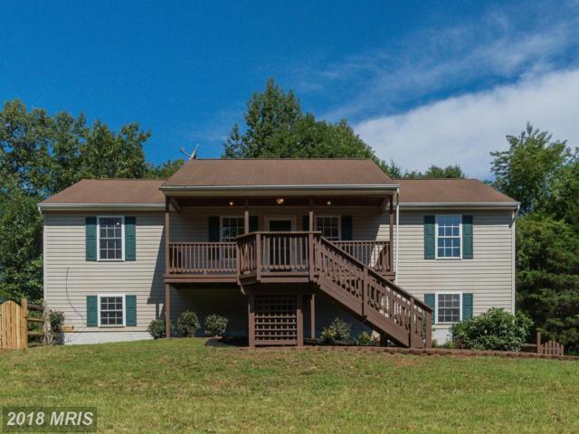 25 Whispering Oaks Lane, Fredericksburg, VA 22406 (#ST10323103) :: RE/MAX Cornerstone Realty