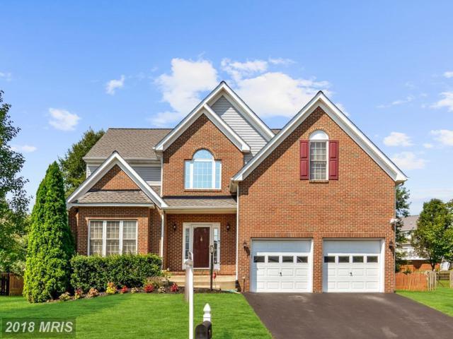 9 Morningmist Drive, Fredericksburg, VA 22406 (#ST10323692) :: RE/MAX Cornerstone Realty