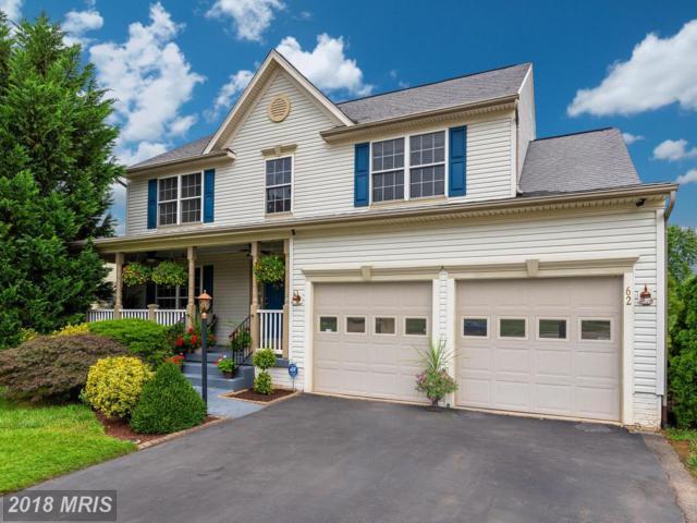 62 Basalt Drive, Fredericksburg, VA 22406 (#ST10324343) :: Network Realty Group