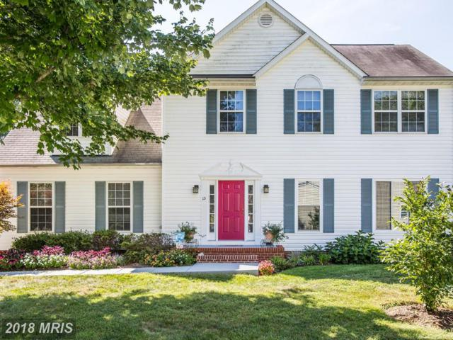15 Pin Oak Court, Stafford, VA 22554 (#ST10340334) :: RE/MAX Executives