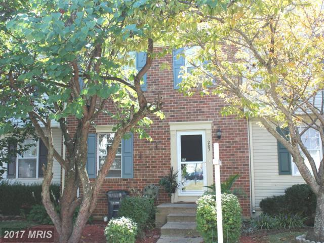 207 Stafford Mews Lane, Stafford, VA 22556 (#ST9770107) :: Pearson Smith Realty