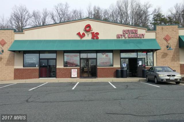 60 Susa Drive #109, Stafford, VA 22554 (#ST9867829) :: LoCoMusings
