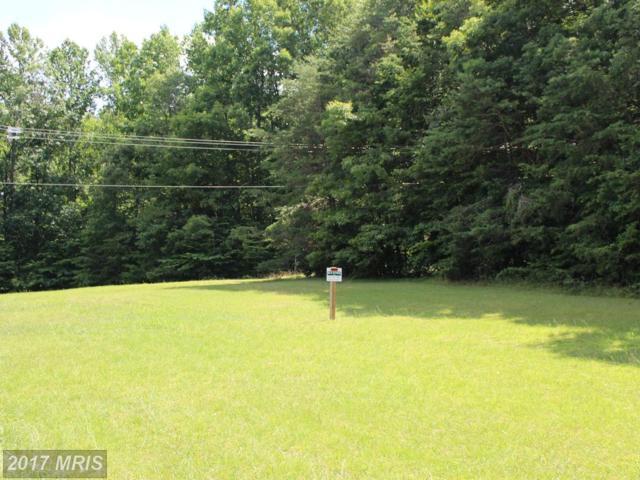 Kellogg Mill Road, Fredericksburg, VA 22406 (#ST9989773) :: Coldwell Banker Elite
