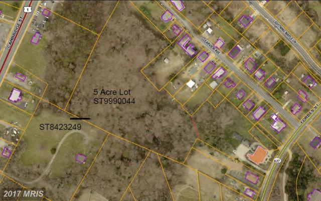 419 Forbes Street, Fredericksburg, VA 22405 (#ST9990044) :: Coldwell Banker Elite