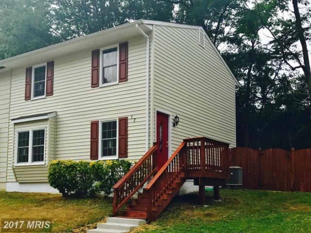 17 Evergreen Lane, Stafford, VA 22554 (#ST9993574) :: LoCoMusings