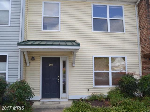 510 Brookletts Avenue #602, Easton, MD 21601 (#TA10072284) :: LoCoMusings
