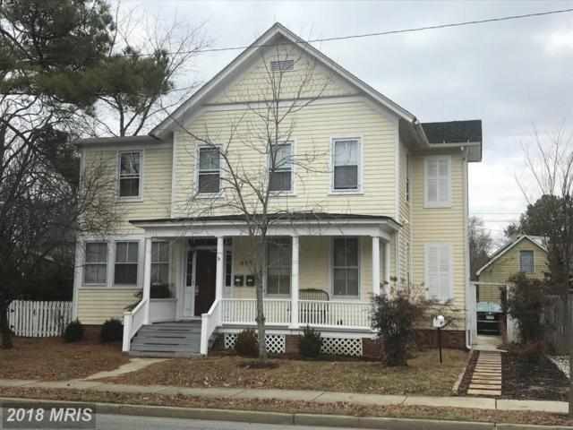 405 Goldsborough Street, Easton, MD 21601 (MLS #TA10144667) :: RE/MAX Coast and Country