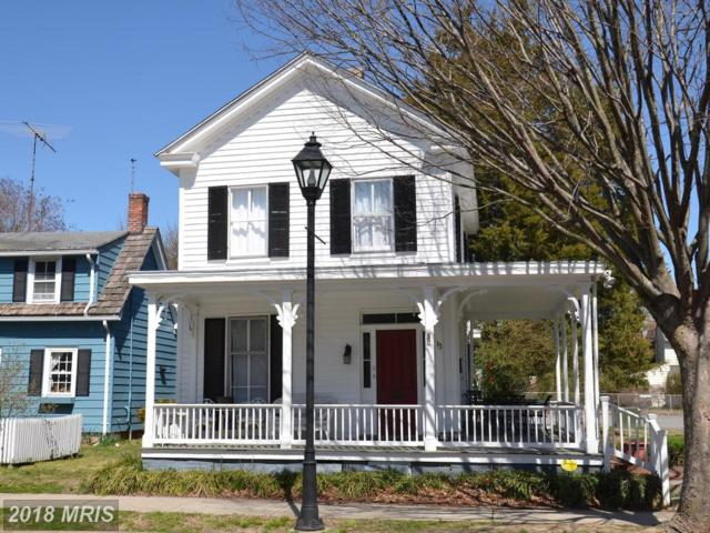 13 South Street, Easton, MD 21601 (MLS #TA10205180) :: RE/MAX Coast and Country