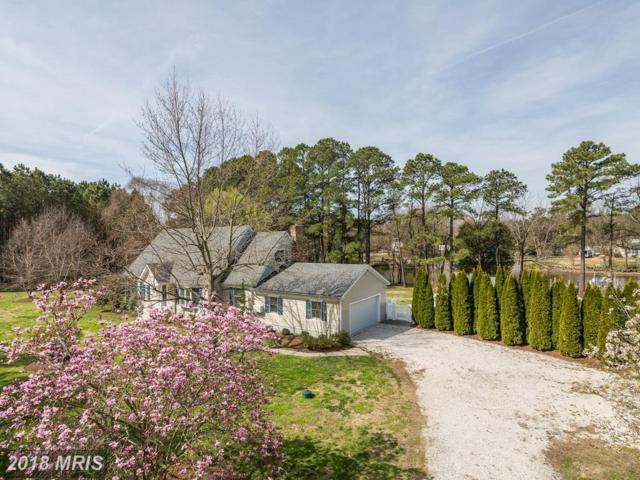 24636 Yacht Club Road, Saint Michaels, MD 21663 (MLS #TA10206807) :: RE/MAX Coast and Country