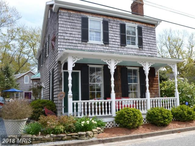 114 Grace Street, Saint Michaels, MD 21663 (#TA10218478) :: RE/MAX Coast and Country