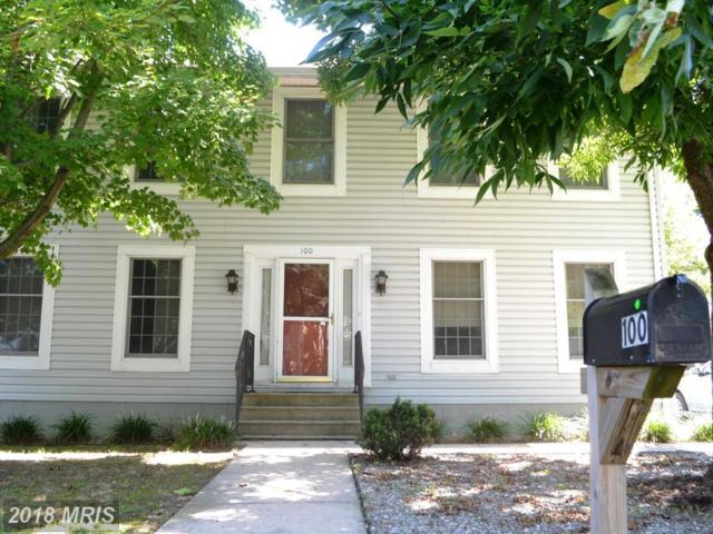 100 W Marengo Street, Saint Michaels, MD 21663 (#TA10336630) :: Eric Stewart Group