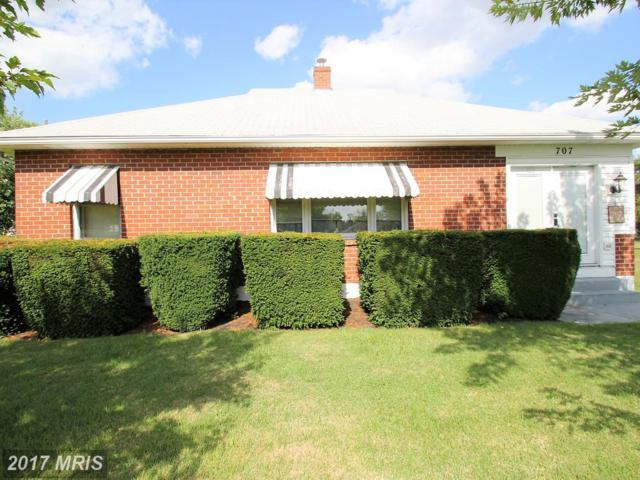 707 Main Street, Boonsboro, MD 21713 (#WA10015250) :: Pearson Smith Realty