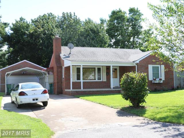11412 Manse Road, Hagerstown, MD 21740 (#WA10018905) :: Pearson Smith Realty