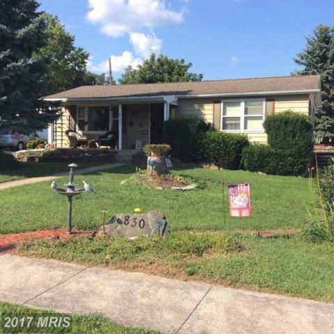 830 Georgia Avenue, Hagerstown, MD 21740 (#WA10021327) :: Pearson Smith Realty