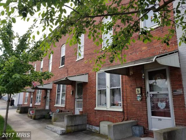 14 Salisbury  - 20 Street, Williamsport, MD 21795 (#WA10025983) :: Pearson Smith Realty