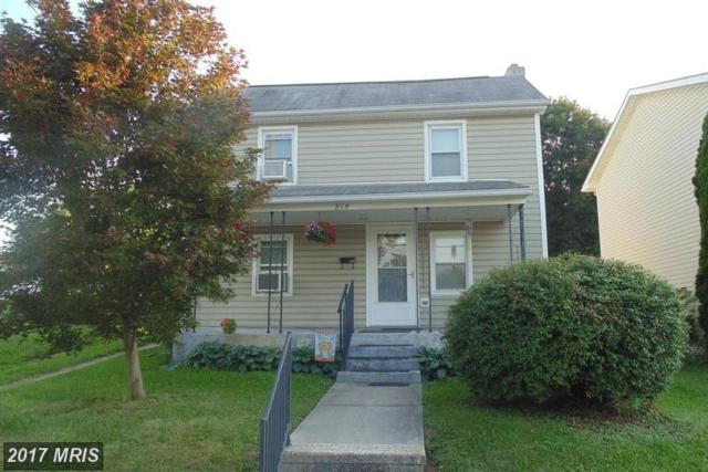 815 Georgia Avenue, Hagerstown, MD 21740 (#WA10033411) :: Pearson Smith Realty