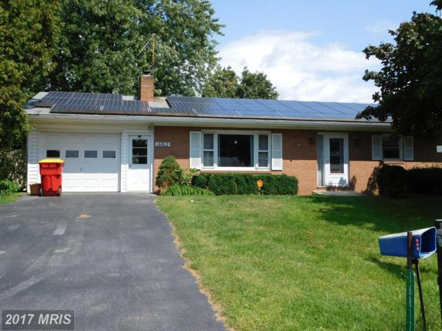 16812 Petmar Circle, Hagerstown, MD 21742 (#WA10033832) :: Pearson Smith Realty