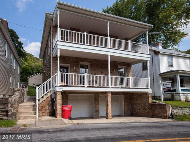 18854 Sandyhook Road, Knoxville, MD 21758 (#WA10046244) :: LoCoMusings