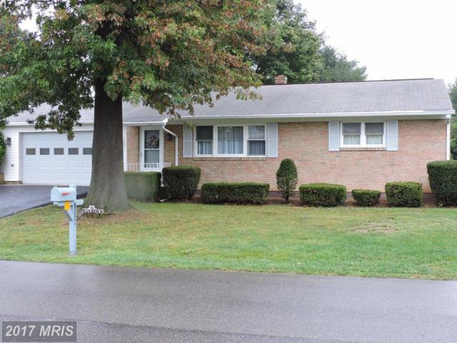 1528 Crest View Avenue, Hagerstown, MD 21740 (#WA10053321) :: Pearson Smith Realty