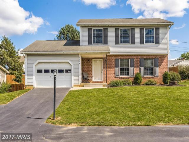 2224 Beverly Drive, Hagerstown, MD 21740 (#WA10055429) :: Pearson Smith Realty