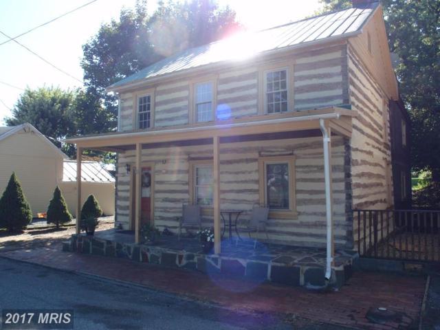 116 Chapline Street W, Sharpsburg, MD 21782 (#WA10057384) :: LoCoMusings