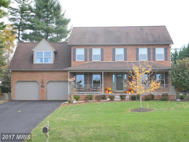 10503 Connor Drive, Williamsport, MD 21795 (#WA10104942) :: Pearson Smith Realty