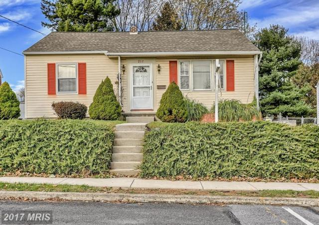 217 Devonshire Road, Hagerstown, MD 21740 (#WA10108890) :: The Cox & Cox Group at Keller Williams Realty International