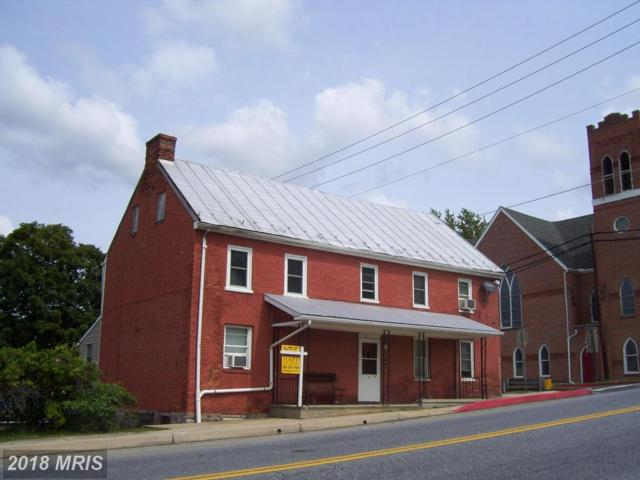 137-EAST Main Street, Sharpsburg, MD 21782 (#WA10136647) :: Pearson Smith Realty