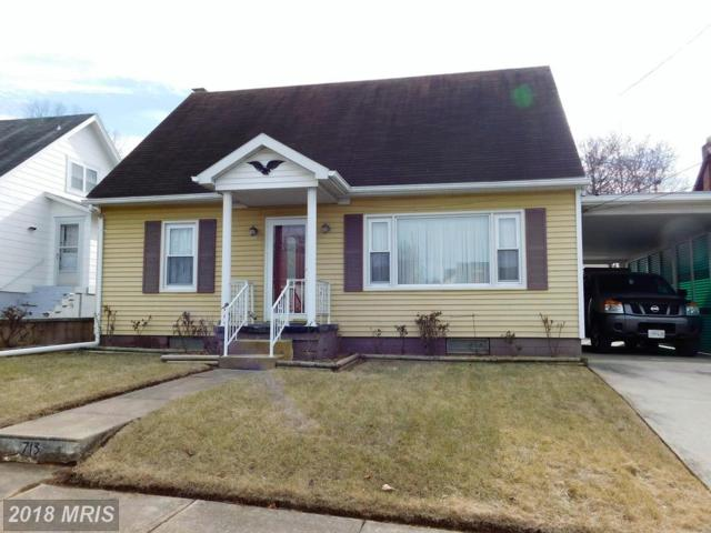 713 Interval Road, Hagerstown, MD 21740 (#WA10138943) :: Pearson Smith Realty