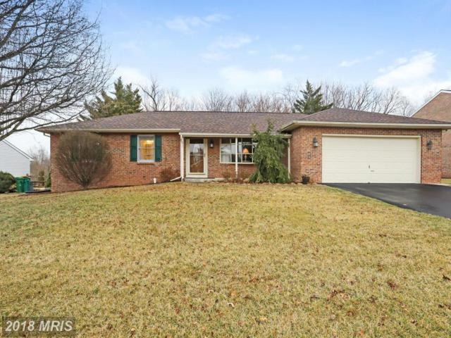 35 Whittier Heights, Hagerstown, MD 21742 (#WA10148960) :: Advance Realty Bel Air, Inc