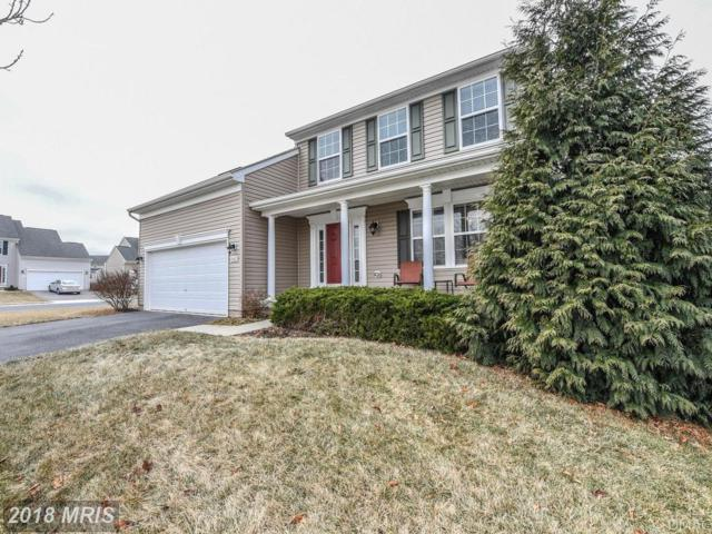 18421 Misty Field Lane, Hagerstown, MD 21740 (#WA10156420) :: The Gus Anthony Team