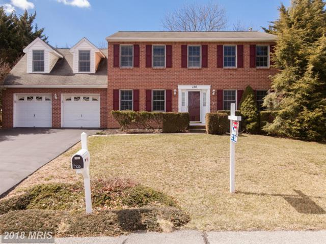 120 Stanford Road, Hagerstown, MD 21742 (#WA10186446) :: Advance Realty Bel Air, Inc