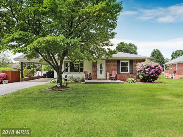 18005 Oak Ridge Drive, Hagerstown, MD 21740 (#WA10251882) :: The Maryland Group of Long & Foster